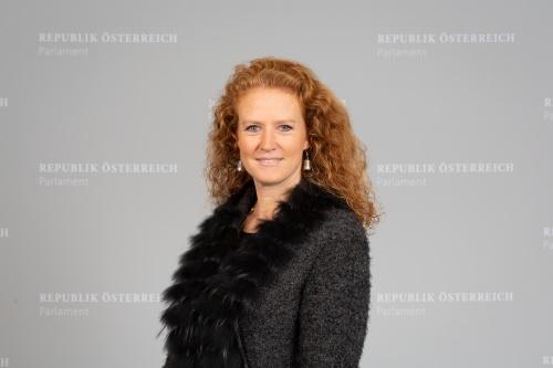 Fiona Fiedler © Parlamentsdirektion / PHOTO SIMONIS