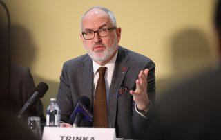 Prim. Univ.-Prof. Mag. Dr. Eugen Trinka,© B&K/APA-Fotoservice/Schedl