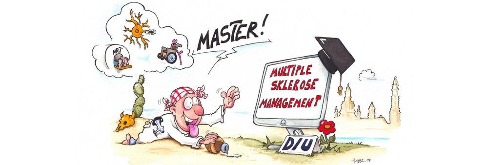 """Multiple Sklerose Management"" als neuer Master-Studiengang an der Dresden International University (DIU), Credit: Phil Hubbe"