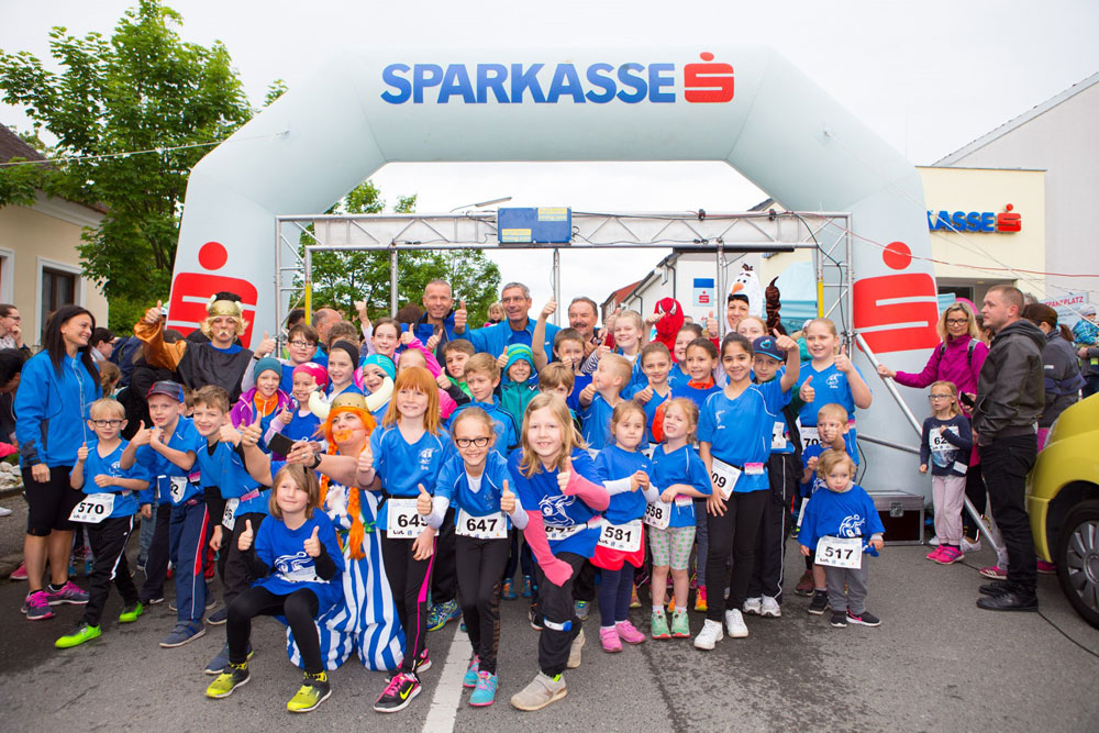 16. Bad Erlacher Sparkassenlauf & 13. MS-Benefizwalk 2019