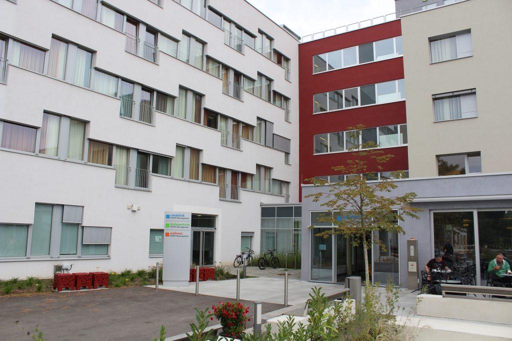 Neurologisches Rehabilitationszentrum Baumgarten, Foto: Kerstin Huber-Eibl