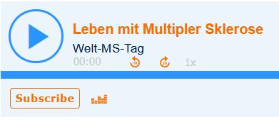 Podcast Leben mit Multipler Sklerose, Credit: Springer Österreich