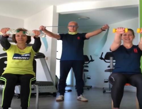 In Bewegung mit Multipler Sklerose