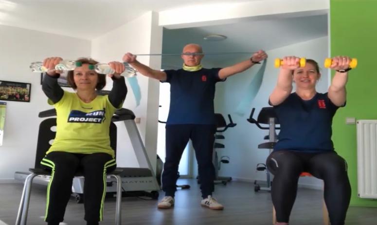 Screenshot Video: In Bewegung mit Multipler Sklerose (MoveToSport)
