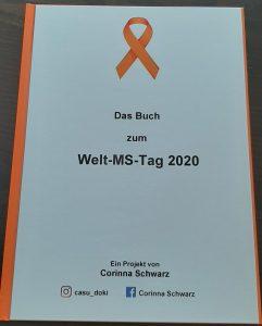 Das Buch zum Welt-MS-Tag 2020. Ein Projekt von Corinna Schwarz.