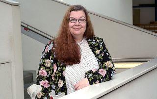 Anna Klambauer, Foto: Uni Graz/Pichler