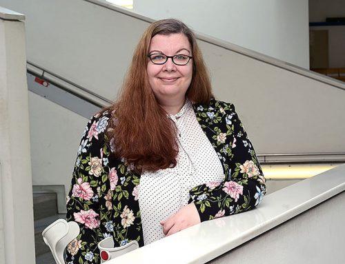 Promotion ohne Limit unterstützt MS-betroffene Wissenschafterin