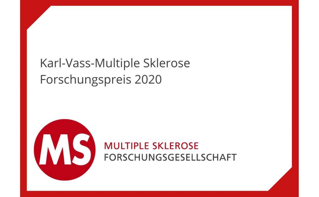 Karl-Vass-MS-Forschungspreis