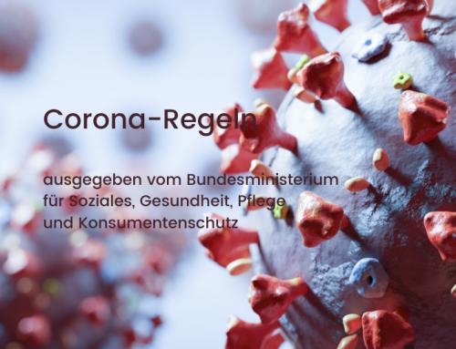 Überblick über die aktuellen Corona-Regeln