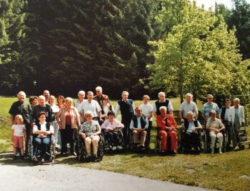 35 Jahre Multiple Sklerose Regionalclub Kirchdorf