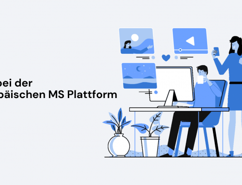Job bei Europäischer MS Plattform