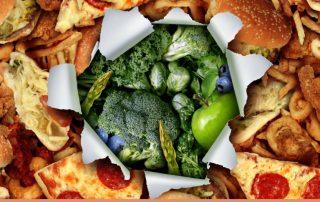 Jungkfood außen, Gemüse innen, Credit: Canva