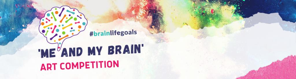 """Wettbewerb zum Thema """"Ich und mein Gehirn"""" der European Federation of Neurological Associations (EFNA). ME AND MY BRAIN- ART COMPETITION GALLERY. Credit: EFNA"""