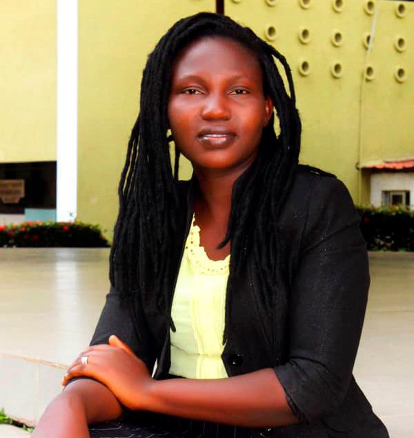 Her Abilites Award-Gewinnerin 2020 – Gesundheit und Bildung – Bernice O Yeleke (c) privat