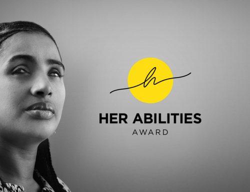 Gewinnerinnen des Her Abilities Award