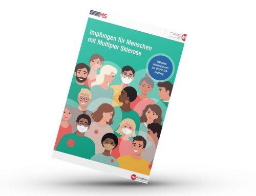 Informationsbroschüre: Impfungen für Menschen mit Multipler Sklerose