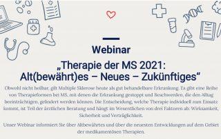 Aufzeichnung des Webinars vom 25. Juni 2021 mit Univ.-Prof. Dr. Fritz Leutmezer, MedUni Wien, Präsident der Österreichischen Multiple Sklerose Gesellschaft