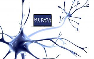 MS Data Alliance vor Nervengeflecht, Credit: Canva